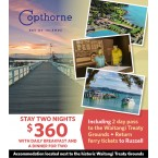 2 Nights Bay of Islands Exp